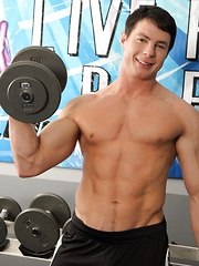 Personal trainer fuck withyoung jock