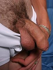 Nice czech boy showing his pretty uncut dick
