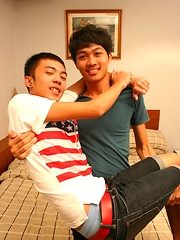 Cute 18 year old twinks from Japan