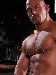 John Magnum and Samuel Colt have each other bodies