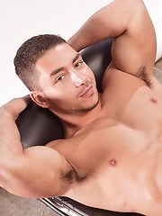 Sporty dudes Topher and Marc have each other dicks