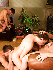 College studs sex party