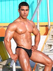 Junior champion Jazmany Castellanos photos