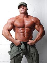Super Heavyweight David Riley