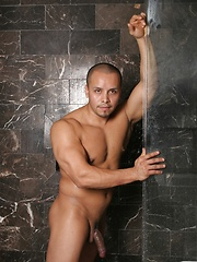 Hot latino hunk