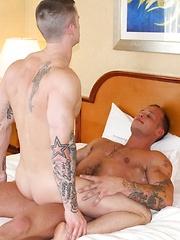 Quentin Gainz and Zack Matthews