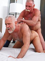 Allen Silver and Scott Reynolds