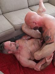 Daddy Lucas Breeds Sexy Peter Rough