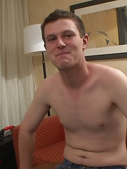 Straight boy Vince Smith fucked by the Cameraman