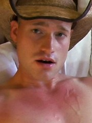 New recruit Bruce is a 23 year old country boy who hails from Arkansas