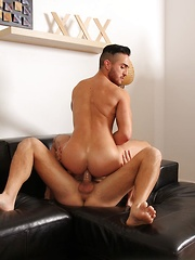 Shane Frost has always wanted to do a scene with Bryce Star