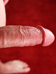 Darins dick is long, beautiful, and perfectly proportioned