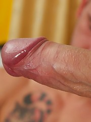 Dylan swallows that fat dick like a pro as James gladly gives it to him