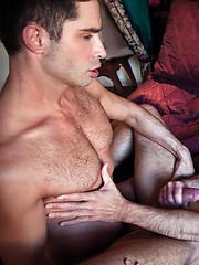 Michael Lucas owns Leo Domenicos ass