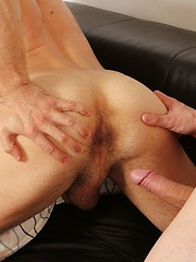 Dean Monroe is more than happy to give Jimmy a rub down to help those aching muscles