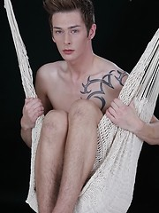 Hot Twink Sex In The Hammock, Flip-Flop Twink Fuck In The Bed!