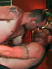 Justice Cruz is a hungry pig whose hole needs to be tamed by Maximus O Connell