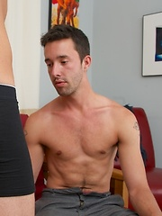 Hung hottie Alexander Greene and joinging him for some a fucking good time, Isaac Hardy
