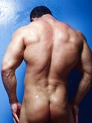 Rainy blue scene with Zeb Atlas