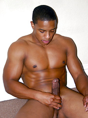 Tyson Kobie shows off his stuff here