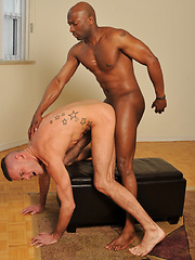 Champ Robinson loves fucking tight pink holes so we set him up with Dick Disco