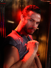 Martin Mazza sweet nature and Jessy Ares charm make it a delight and naked