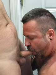 Marc Angelo Power Bottoms For Cooper Hill