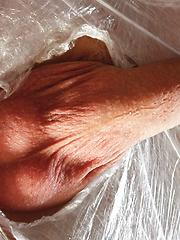 A Plastic Wrapped Prisoner