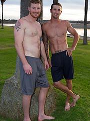 Peter and David: Bareback