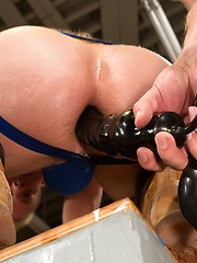 Club Inferno Dungeon – Hole Busters 8 (Scene 5)