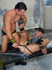 Club Inferno Dungeon – Hole Busters 7 (Scene 2)