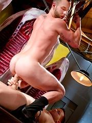 Raging Stallion - Angel Rock & Chris Bines