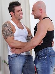 Marek Tanker & Bruce Ford Bareback