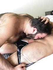Sam Black And Enzo Ferrari, The Bear From Brooklyn