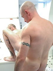 Sean Bonar Boned Raw By Troy Miller