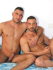 Sergio Serrano and Theo S