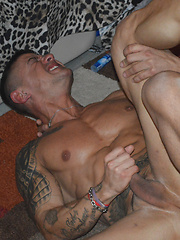 Stag Homme presents Nicolas Taximan as Goran\'s straight roommate in the the third installment of ...