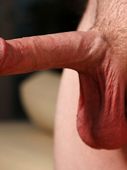 Well-Hung Brit Plays With Cut Cock And Shows Off Hairy Hole