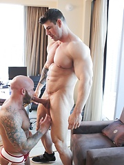 Zeb Hot Fuck Scene with Drake Jade