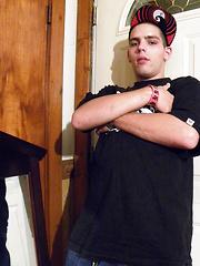 Straight Boy Drac Unloads