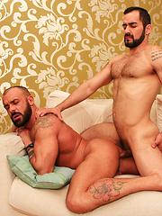 Juanjo Rodriguez and Angel Lobo