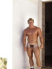 With his uber-muscular and blonde surfer looks, COLT Man Devlin has a unique approachable image all his own