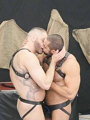 Marcus Isaacs and Amir Badri