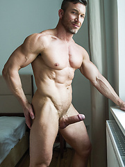 Tomas Brand And Logan Rogue Share Drae Axtell's Huge Latin Cock