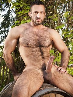 gay porn model Adam Champ